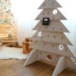 Een kerstboom voor je kerstkaarten | Advent of Joy