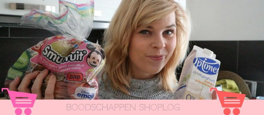 VIDEO | Boodschappen shoplog