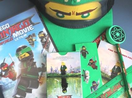 De nieuwste Lego Ninjago film + WIN!