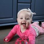Dagschema baby 7 maanden – Fleur
