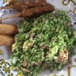 Nasi met broccolirijst