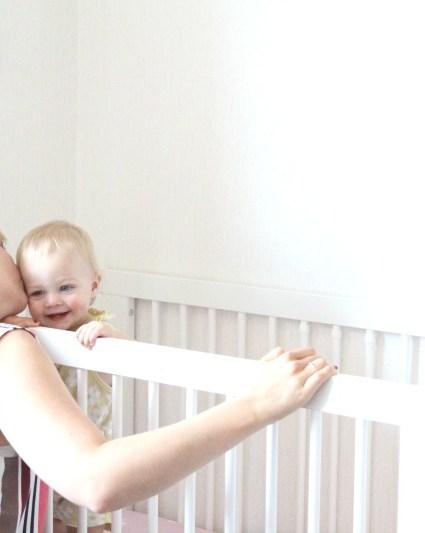Tips om je baby te laten slapen in de zomer