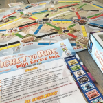 Ticket to ride mijn eerste reis (junior) + WIN!