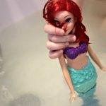 Review Disney Princess zwemmende Ariël  + WIN!