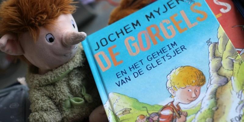 De gorgels en het geheim van de gletsjer + WiN!