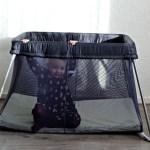 BabyBjörn Reisbedje Easy Go, het bedje voor overal!