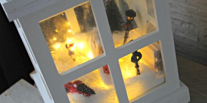 How-to budget proof lantaarn stylen voor kerst | advent of joy