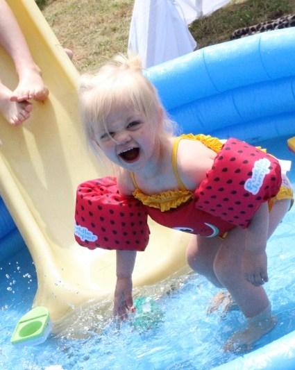 Veilig zwemmen met Puddle Jumpers + WIN