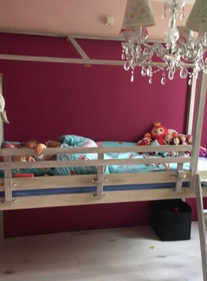Sofie haar slaapkamer