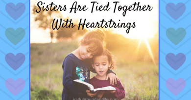 Sisters are Tied Together With Heartstrings