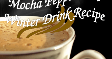 hot winter drink recipe that is trim healthy mama friendly