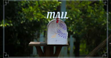 Mail - Who doesn't love to get mail
