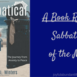 Sabbatical of the Mind by David L. Winters - A Book Review
