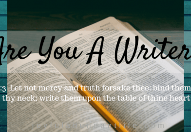 Are you A writer? What kind of writer are you?