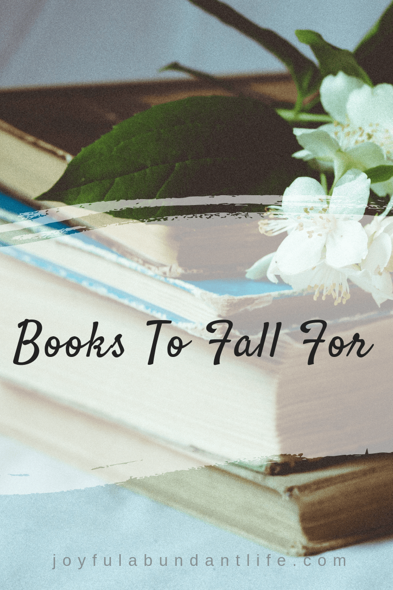 Looking for a great book this fall?  Here are some to add to your reading list.  Grab a book on a fall day and enjoy!
