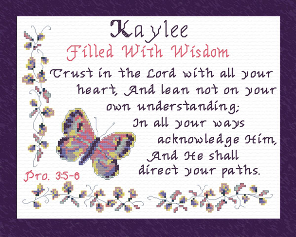 Name Blessings  Kaylee  Personalized Names with Meanings
