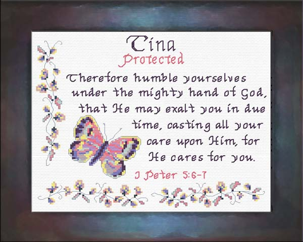 Name Blessings  Tina  Personalized Names with Meanings