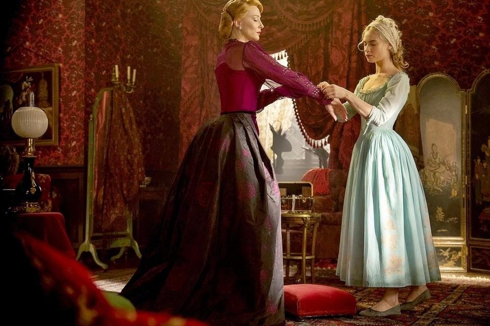Don't turn Cinderella into her Stepmother