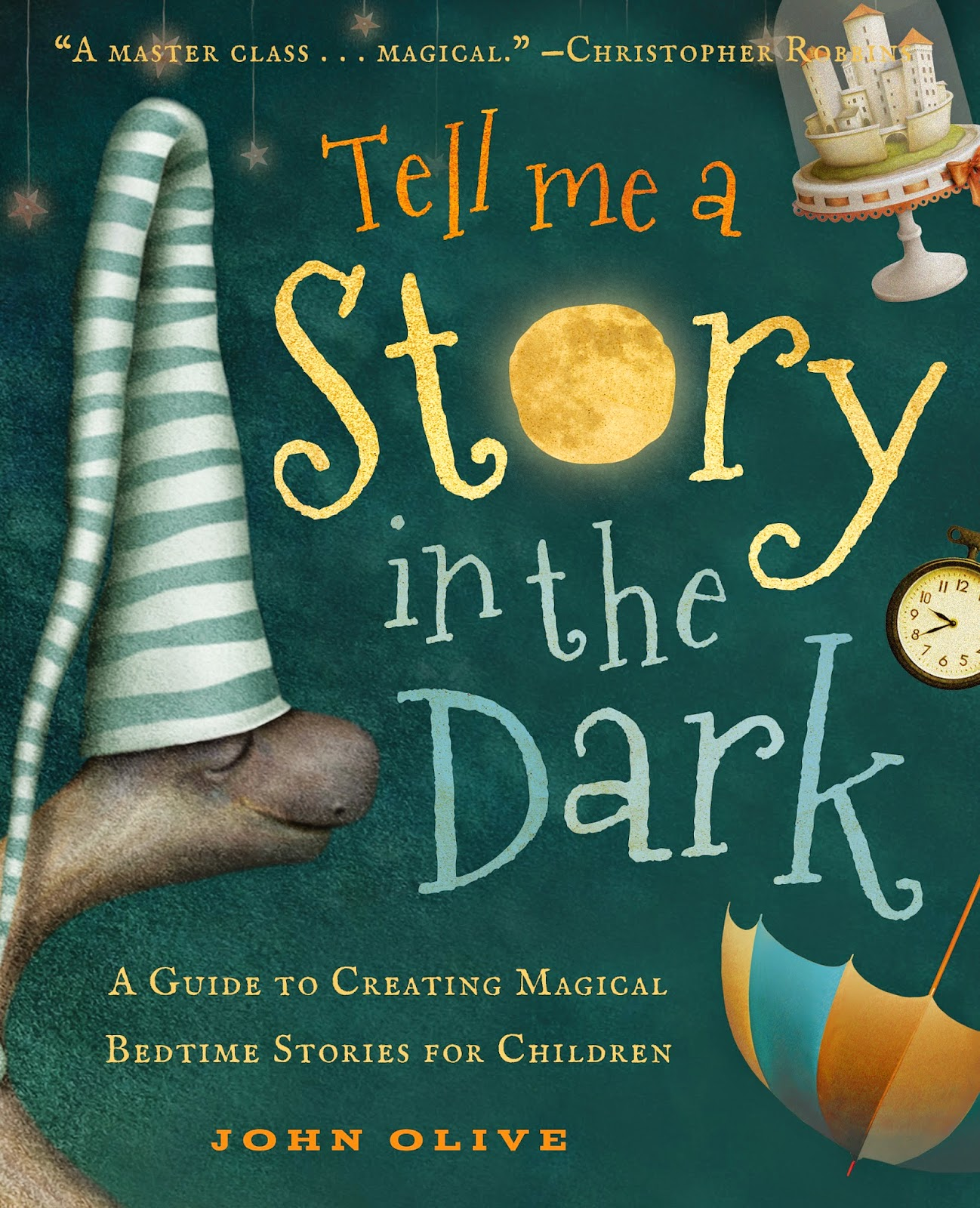 """Tell Me a Story in the Dark"" review"