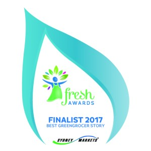 Sydney Fresh Awards logo