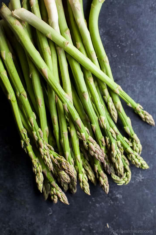 prosciutto wrapped asparagus easy dinner recipes quick