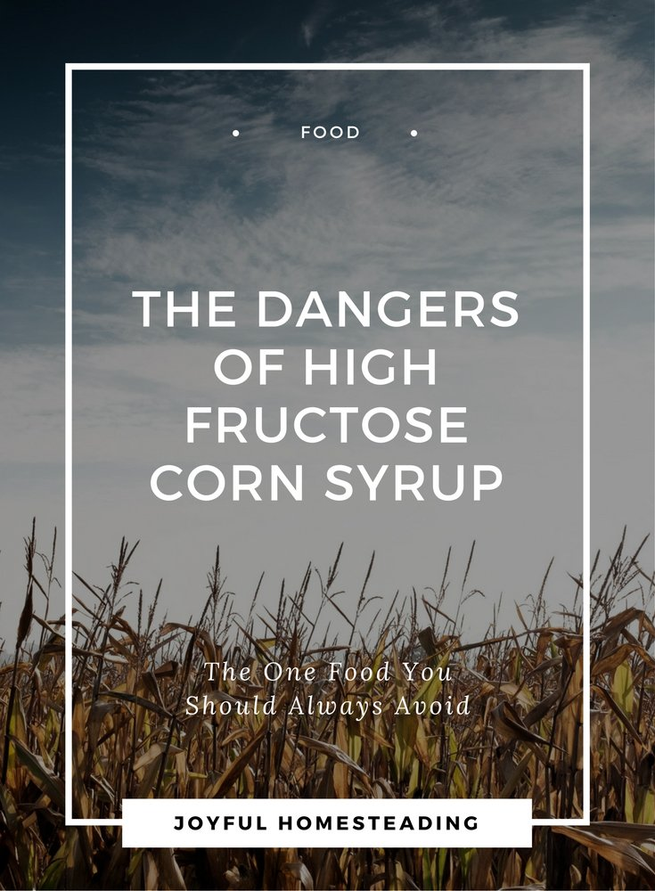 High Fructose Corn Syrup Dangers