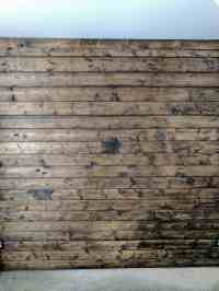 How To Build A Wood Plank Accent Wall | An Easy Tutorial