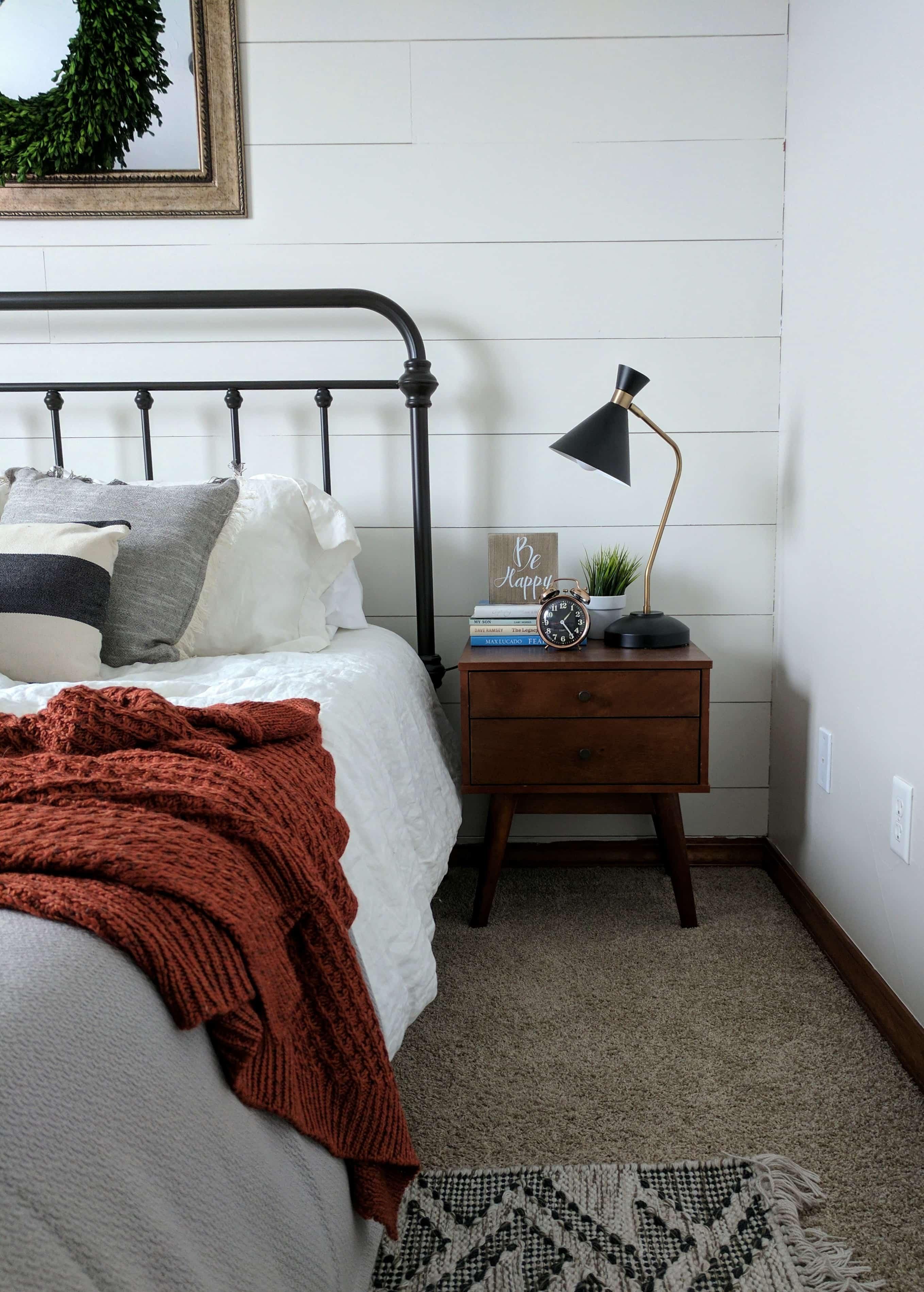 Modern Farmhouse Guest Bedroom