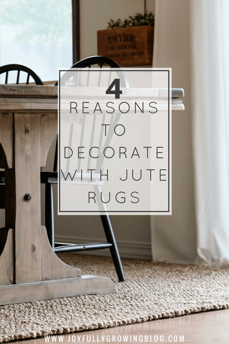 4 Reasons to Decorate with Jute Rugs - Jute Rugs, An Honest Review