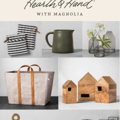 Favorites from Target's Hearth & Hand with Magnolia