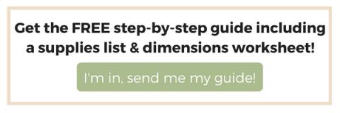DIY Blanket Ladder - Step-by-Step Guide