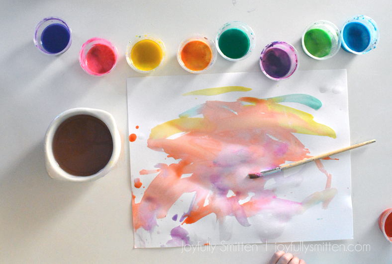 Make Your Own Watercolors 3