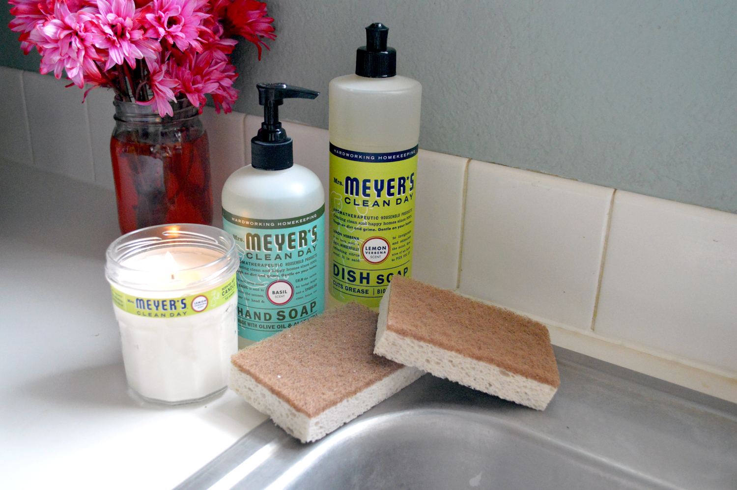 My Simple Pleasures and Little Luxuries. + FREE Mrs Meyers Every Day Luxury Set