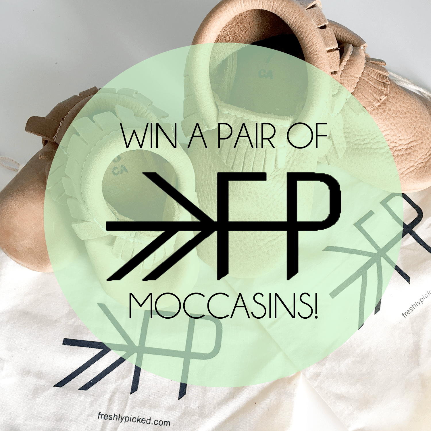 Freshly Picked Moccasin Review + Win a Pair of Moccasins