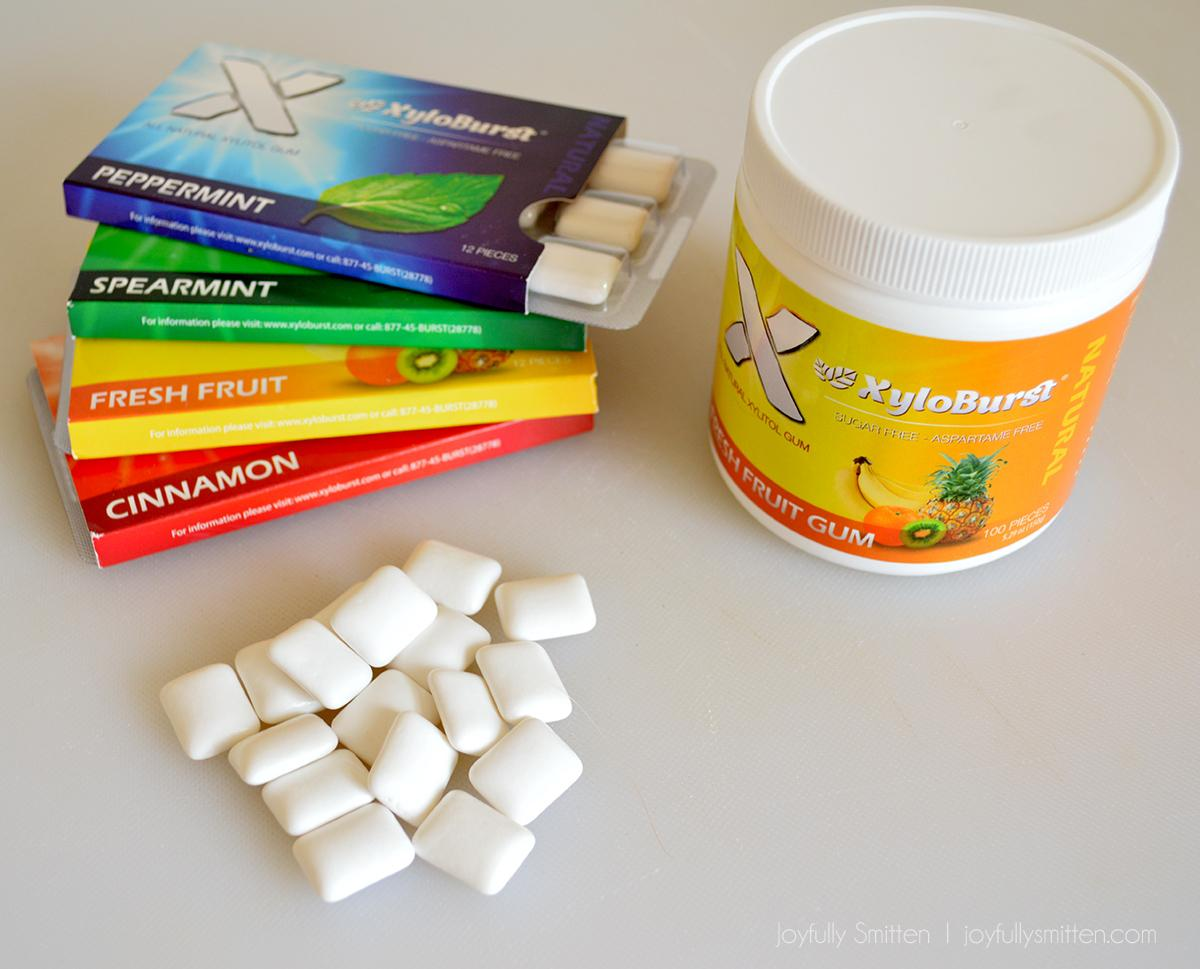 Xyloburst offers excellent products that are great for your teeth!