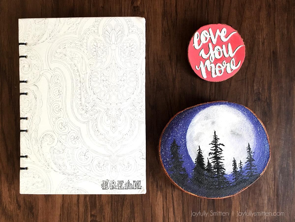 PineNeedle Stitches Etsy Shop - offering beautifully done nature artwork