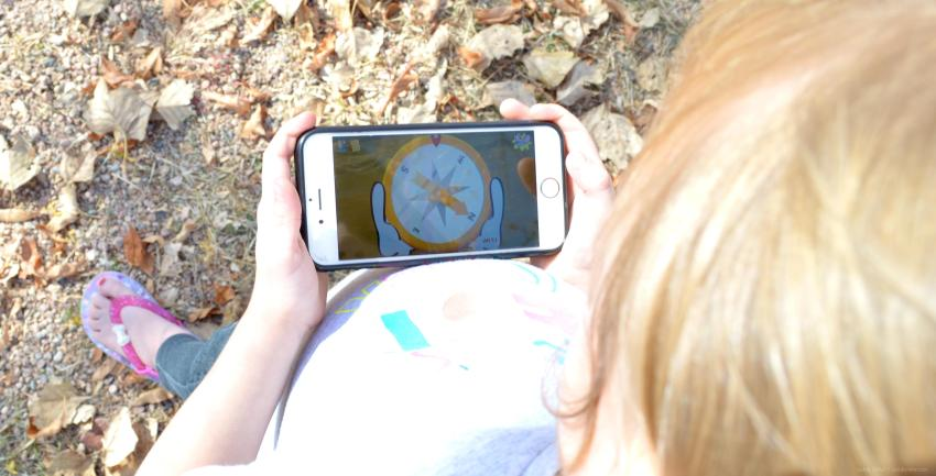 Get Your Kids Outside with the Nature Cat Great Outdoors FREE App available on all devices! Your child can record sounds, photos and more.