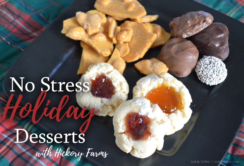 Keep your desserts simple and still wow your guests! Say no to stress this holiday season! BONUS: Low Stress Holiday Cookies!!! Fruit Filled Shortbread Cookies Recipe. So delicious. A perfect balance of sweet and crunchy.