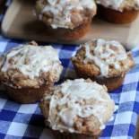 Eggnog Streusel Muffins