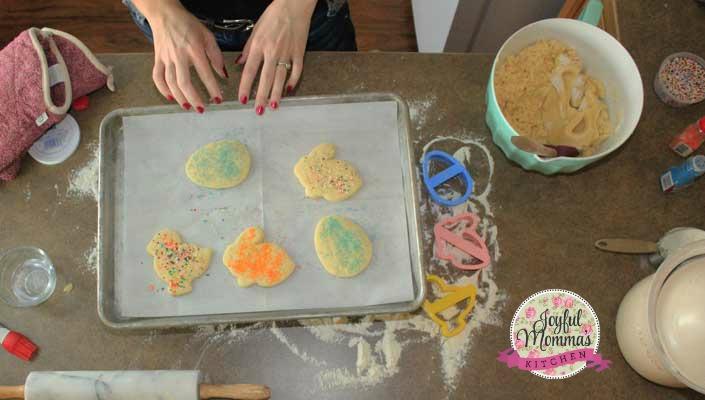 Grammy's Sugar Cookies