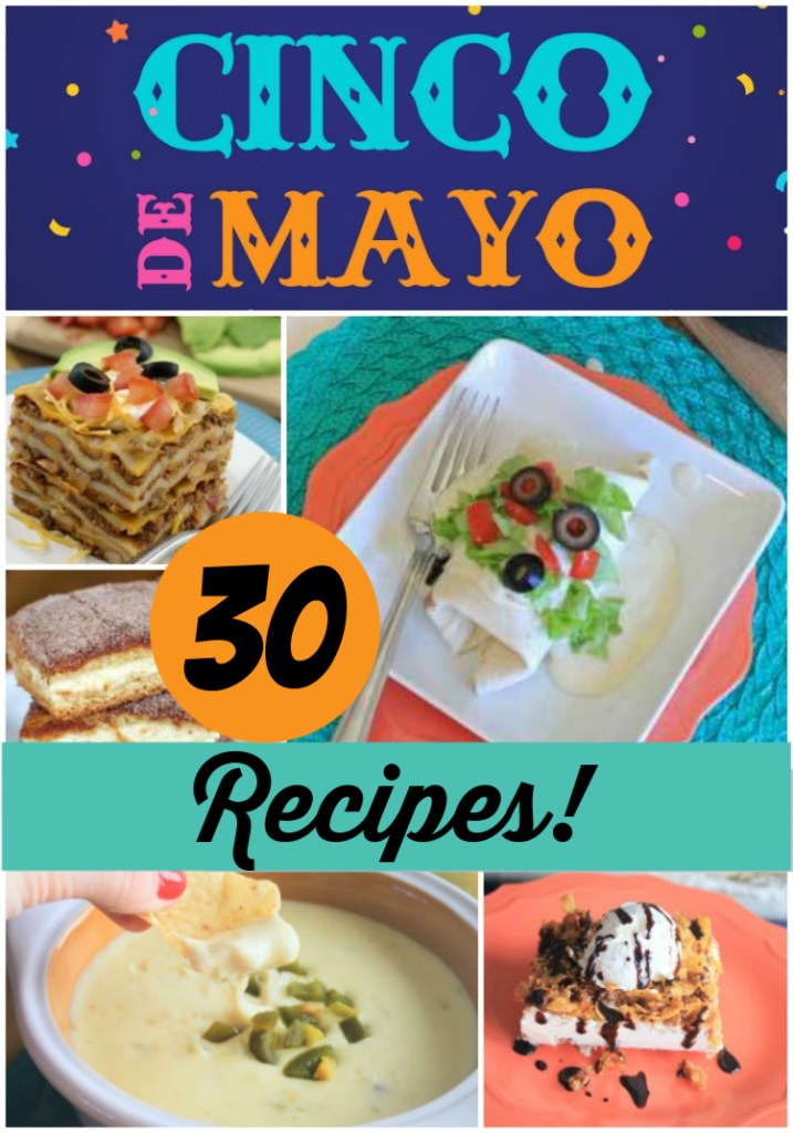 30 Best Fiesta Recipes