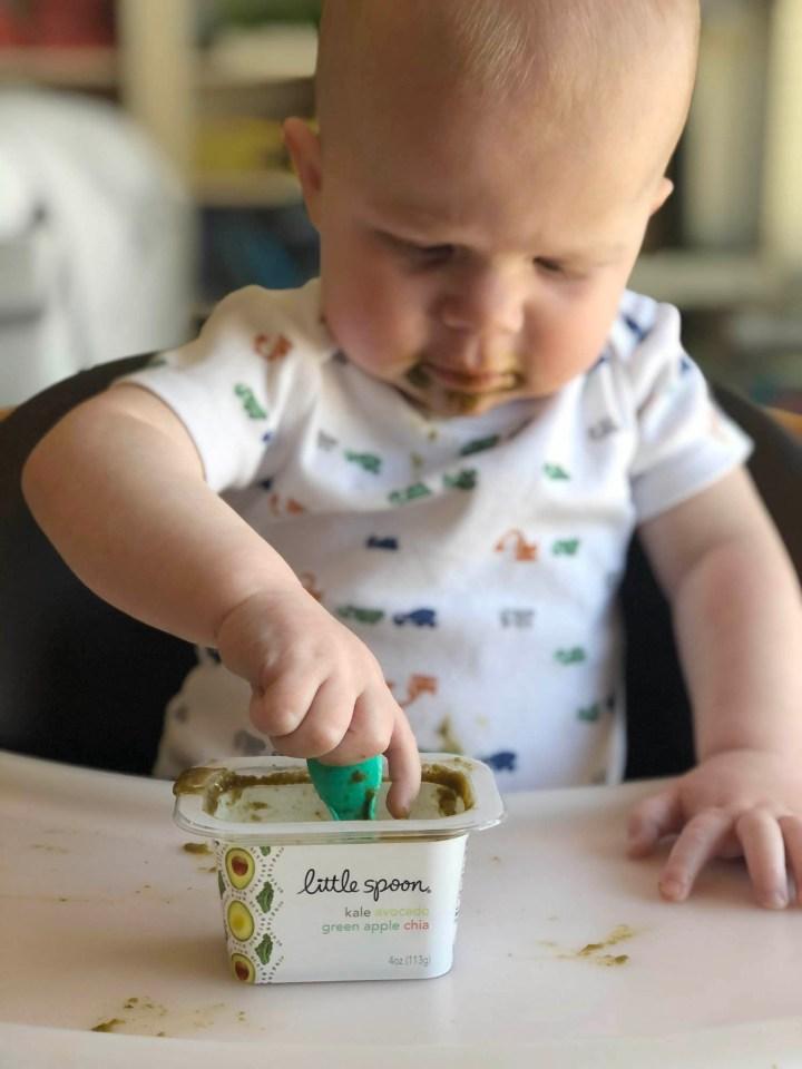 Baby Von and Little Spoon