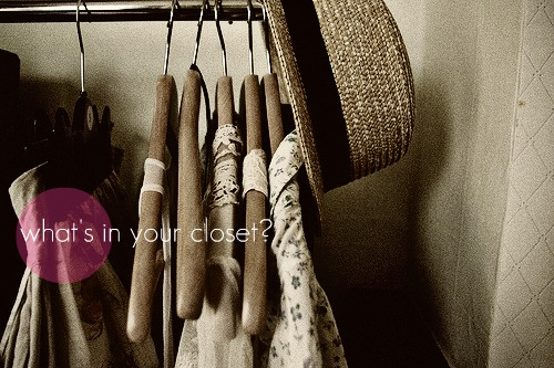 What's In Your Closet? {Guest Post from Tiffany Harrison}
