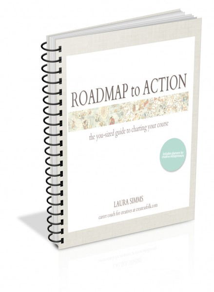 Passion in Action: Planning for Success {By Laura Simms of Create As Folk}
