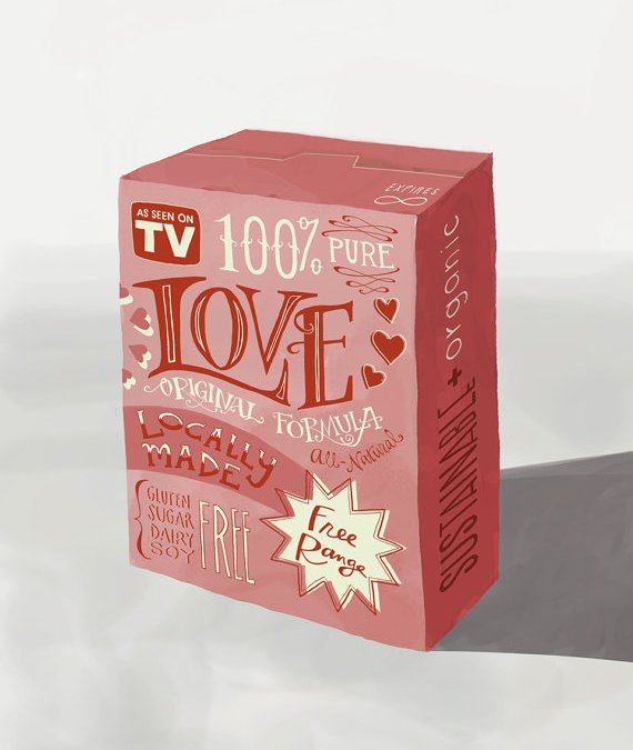Box Of Love {Inspirational Image Friday}