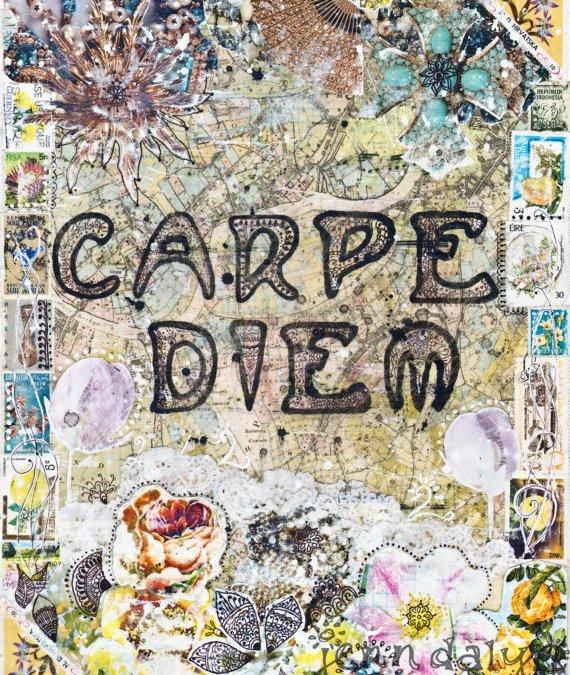 Carpe Diem {Inspirational Image Friday}