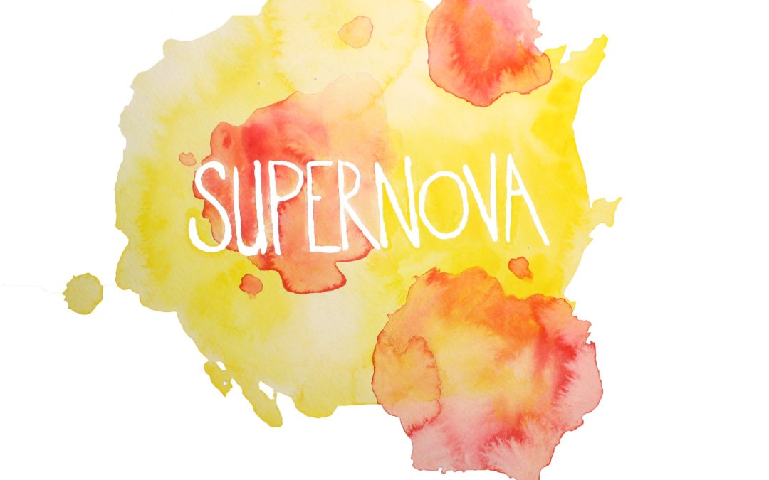Supernova {Inspirational Image Friday}