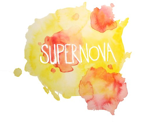 Supernova by Amanda Brown of Brown Bear Studios