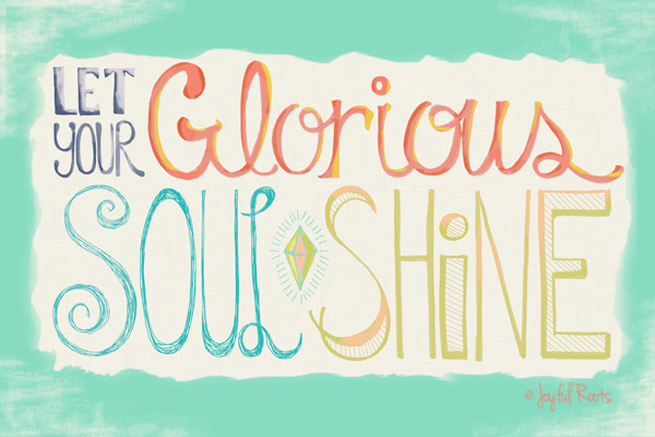 Adorations & Affirmations: Hand Lettering