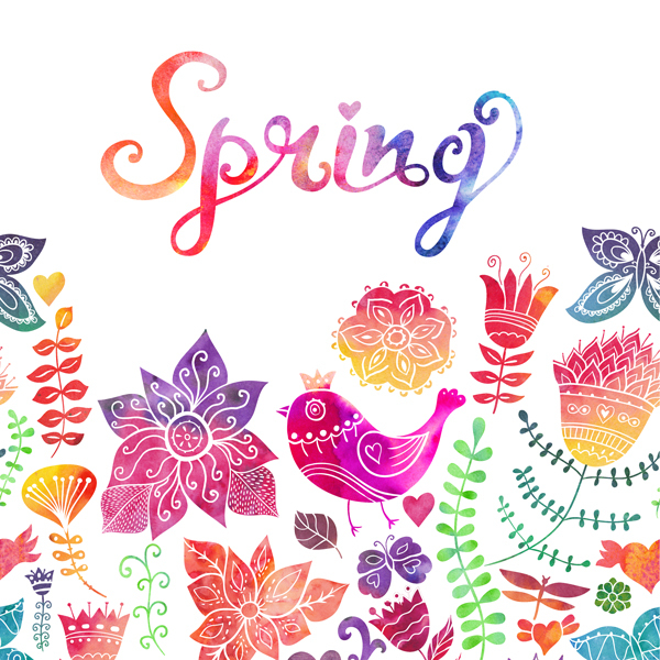 Inspirational Images Friday {Spring}